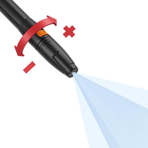 płaska dysza z regulacją ciśnienia stihl