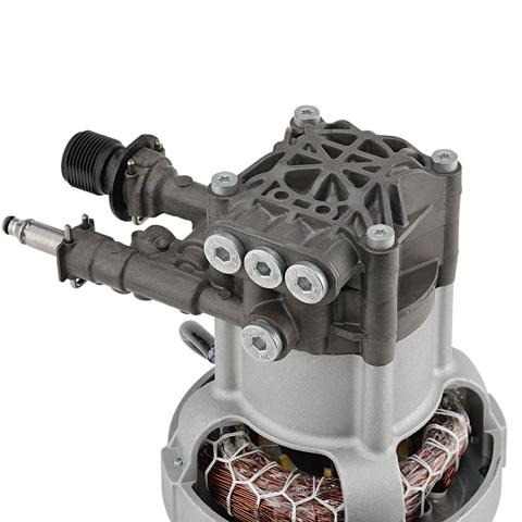 pompa aluminium stihl