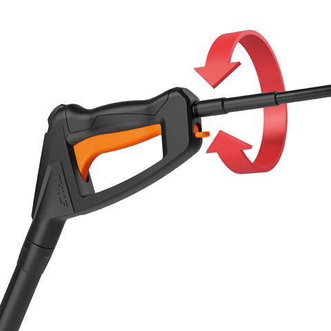 szybkozozłącze zabezpieczające wąż stihl