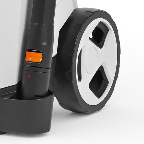 zintegrowany wózek jezdny stihl
